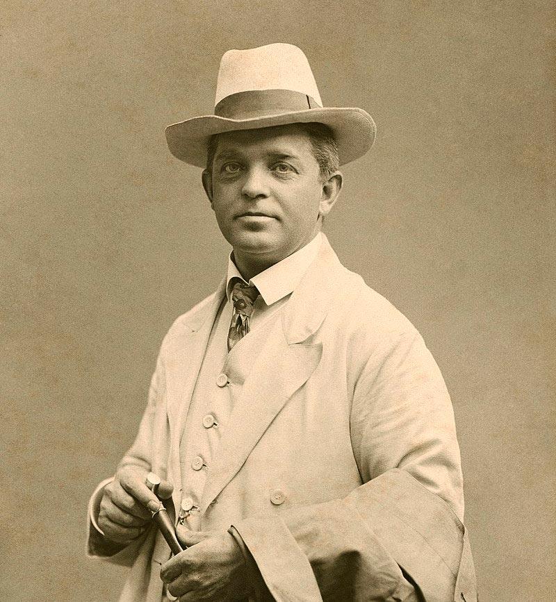 Danish composer Carl Nielsen