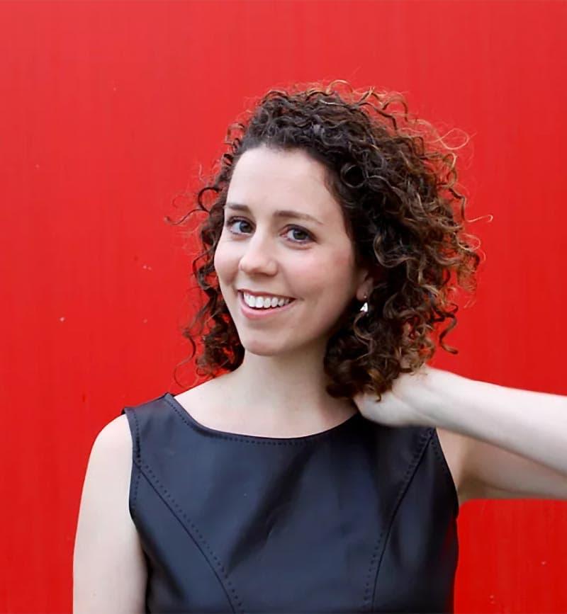 composer Sarah Gibson