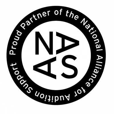 National Alliance for Audition Support logo