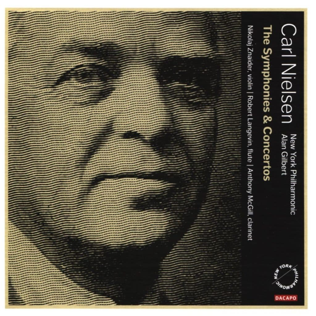 This box set collects the acclaimed live recording series of Nielsen's complete symphonies and concertos by the New York Philhamonic, Music Director Alan Gilbert, and soloists Nikolaj Znaider, Robert Langevin, and Anthony McGill.