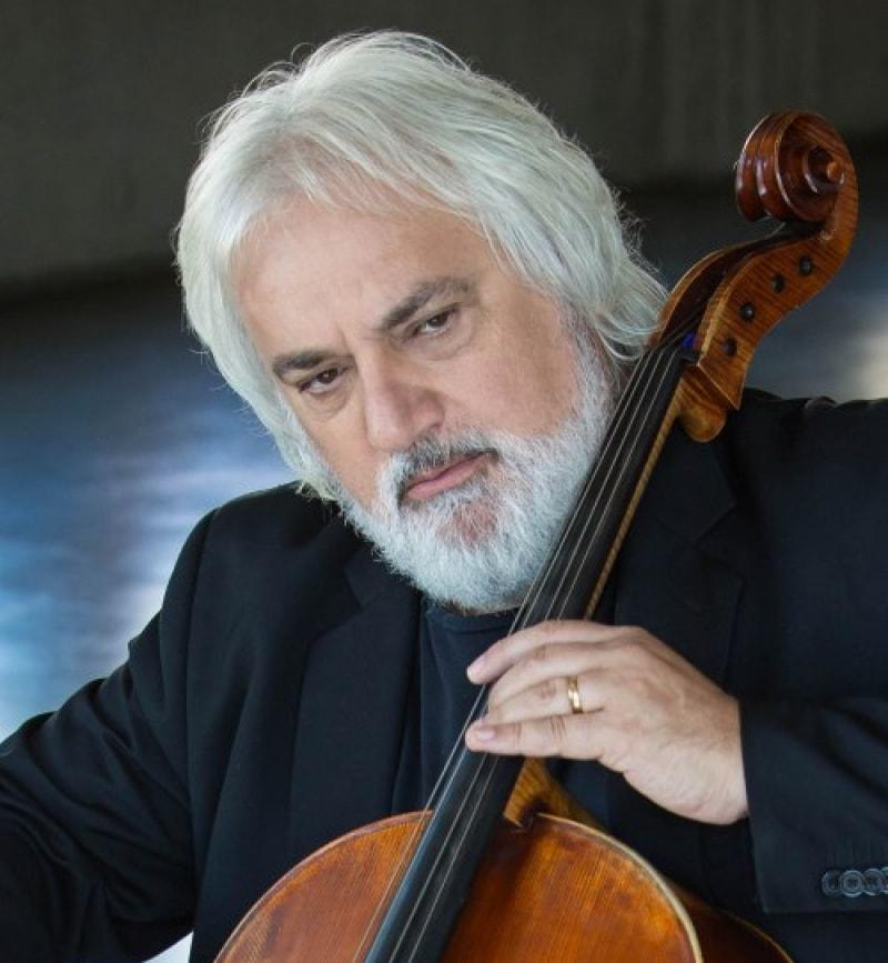 principal cello Andrew Shulman
